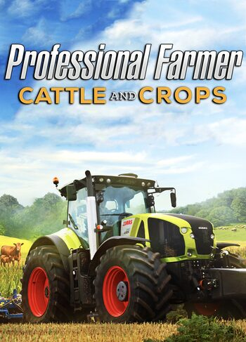 Professional Farmer: Cattle and Crops Steam Key GLOBAL