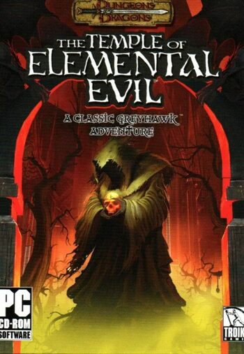 The Temple of Elemental Evil Gog.com Key GLOBAL