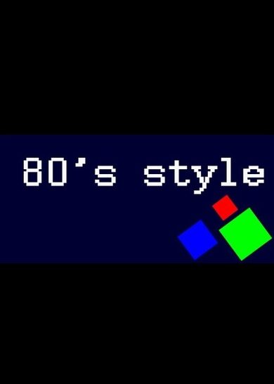 80's style Steam Key GLOBAL