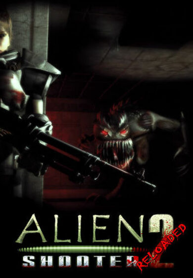 Alien Shooter 2: Reloaded Steam Key GLOBAL