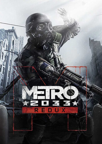 Metro 2033 Redux Steam Key EUROPE