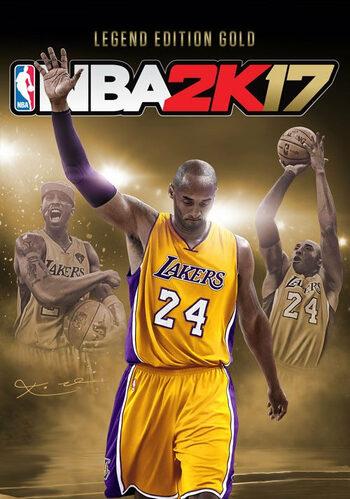 NBA 2K17 (Legend Edition Gold) Steam Key GLOBAL