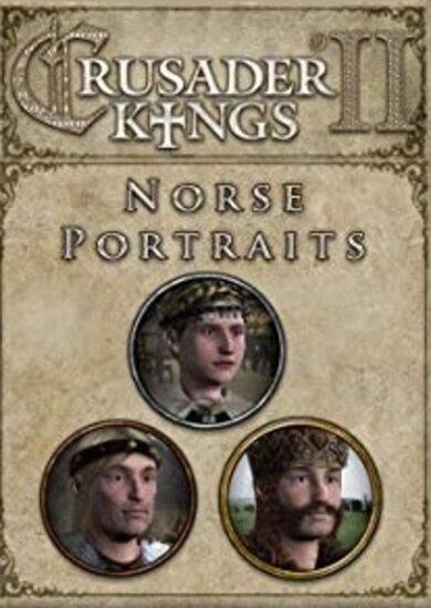 Crusader Kings II - Norse Portraits (DLC) Steam Key GLOBAL