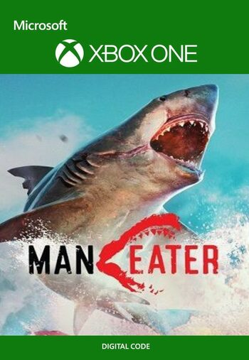 Maneater (Xbox One) Xbox Live Key EUROPE