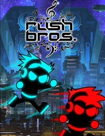 Rush Bros. Steam Key GLOBAL
