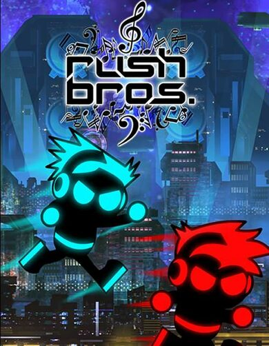 Rush Bros. Steam Key GLOBAL