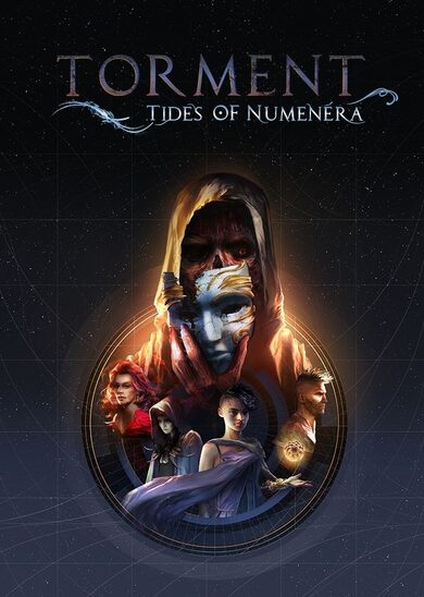 Torment: Tides of Numenera Day One Edition Steam Key EUROPE