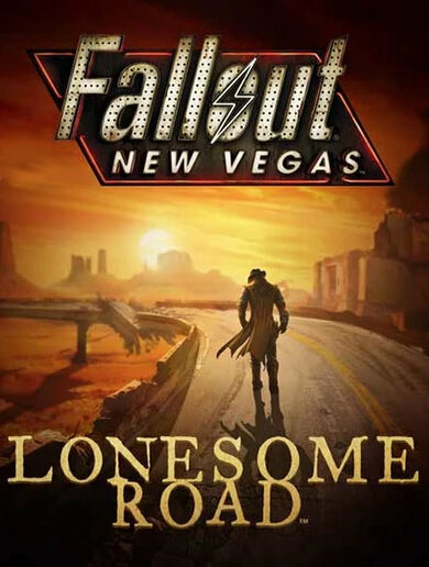 Fallout New Vegas - Lonesome Road (DLC) Steam Key EUROPE