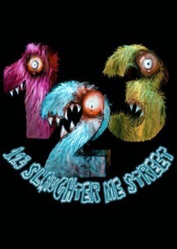 123 Slaughter Me Street 2 Steam Key GLOBAL