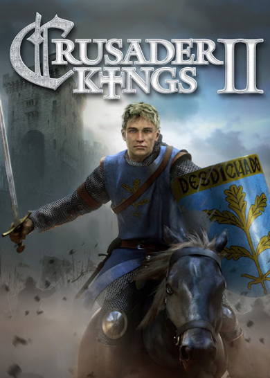 Crusader Kings II - Charlemagne (DLC) Steam Key GLOBAL