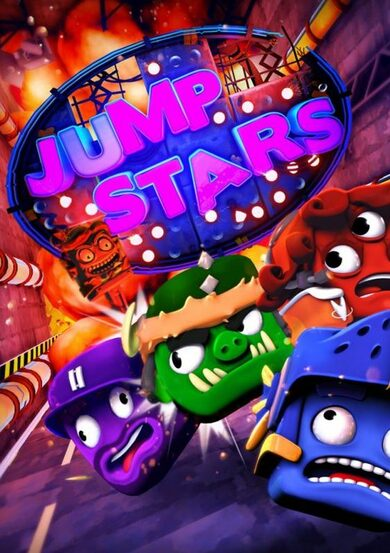 Jump Stars Steam Key GLOBAL