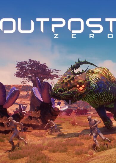 Outpost Zero Steam Key GLOBAL