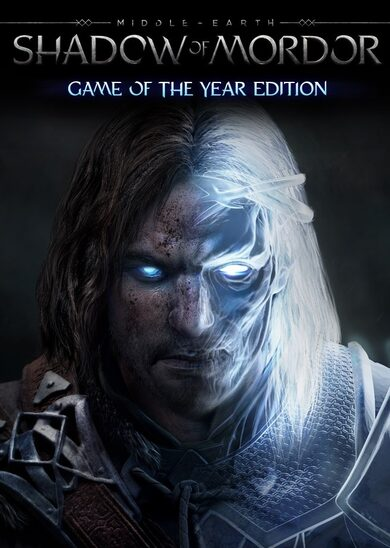 Middle-Earth: Shadow of Mordor - GOTY Edition Upgrade (DLC) Steam Key GLOBAL