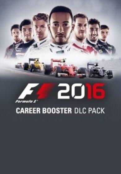 F1 2016 Career Booster Pack (DLC) Steam Key GLOBAL