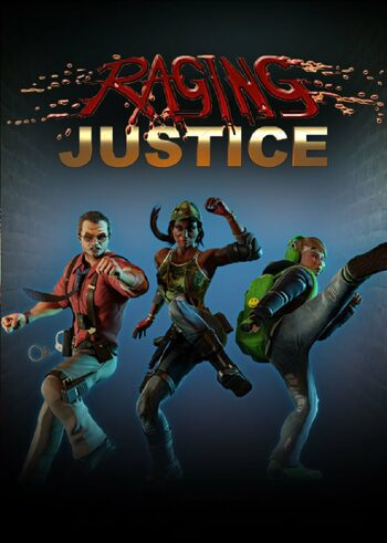 Raging Justice Steam Key GLOBAL