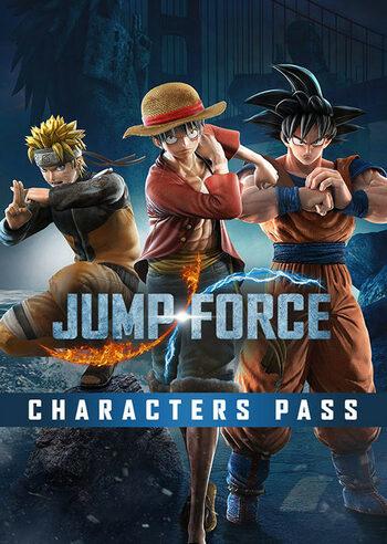 Jump Force - Character Pass (DLC) Steam Key GLOBAL