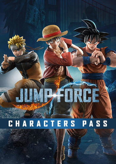 Jump Force - Character Pass (DLC) Steam Key GLOBAL