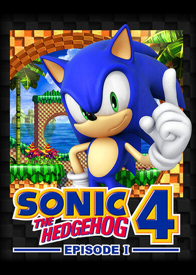 Sonic the Hedgehog 4 Episode 1 Steam Key GLOBAL