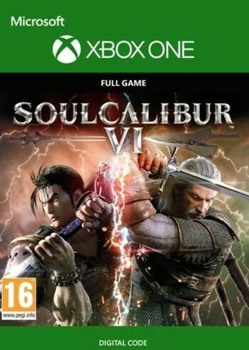 Soulcalibur VI (Xbox One) Xbox Live Key EUROPE
