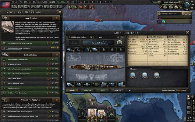 Hearts of Iron IV: Man the Guns (DLC) Steam Key GLOBAL