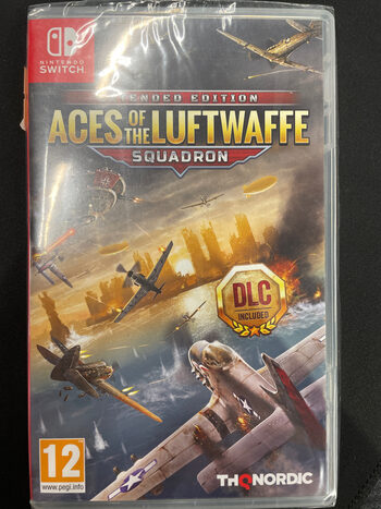 Aces of the Luftwaffe - Squadron Nintendo Switch