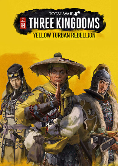 Total War: THREE KINGDOMS - Yellow Turban Rebellion (DLC) Steam Key EUROPE