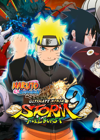 Naruto Shippuden: Ultimate Ninja Storm 3 Full Burst Steam Key EUROPE
