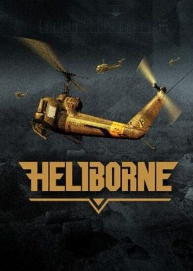 Heliborne (Deluxe Edition) Steam Key GLOBAL