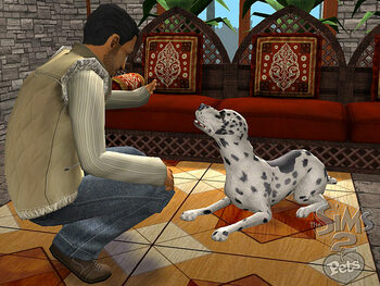 Get The Sims 2: Pets Game Boy Advance
