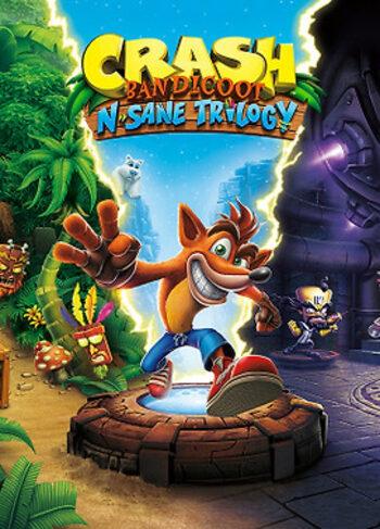 Crash Bandicoot N. Sane Trilogy (Nintendo Switch) eShop Key UNITED STATES