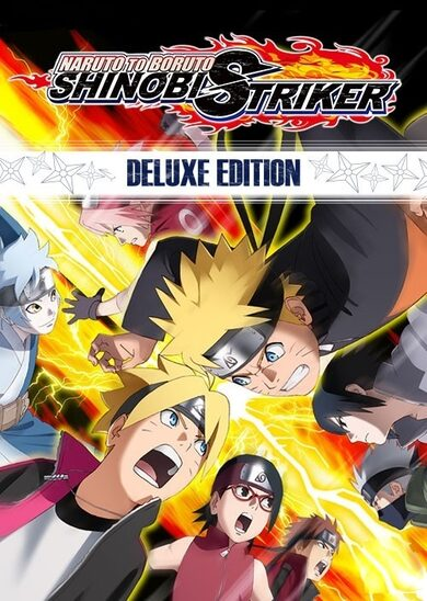 Naruto to Boruto: Shinobi Striker (Deluxe Edition) Steam Key GLOBAL
