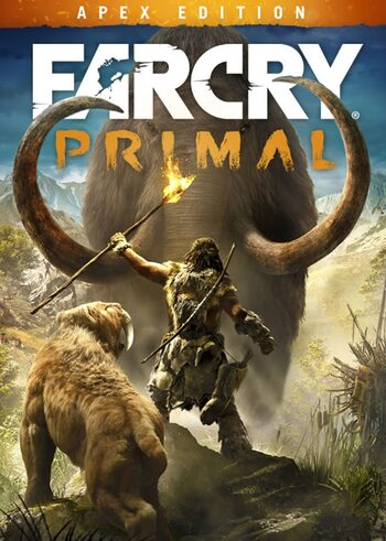 Far Cry Primal (Apex Edition) Uplay Key EUROPE