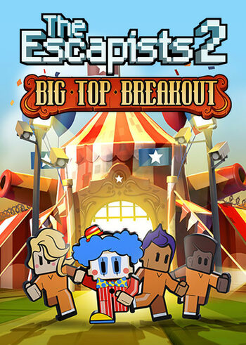 The Escapists 2 - Big Top Breakout (DLC) Steam Key GLOBAL
