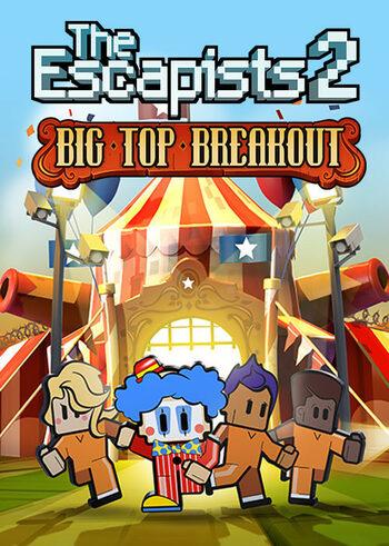 The Escapists 2 - Big Top Breakout (DLC) Steam Key GLOBAL