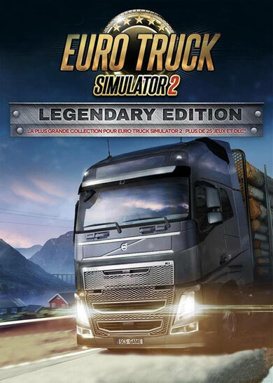 Euro Truck Simulator 2 (Legendary Edition) Steam Key GLOBAL