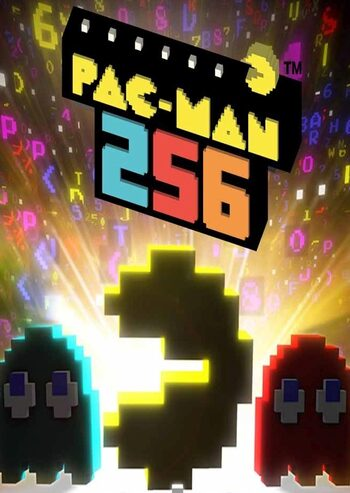 PAC-MAN 256  Steam Key GLOBAL