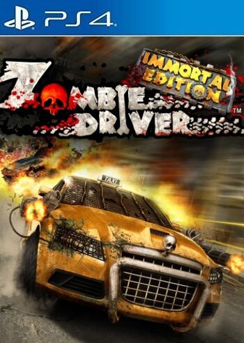 Zombie Driver: Immortal Edition (PS4) PSN Key UNITED STATES