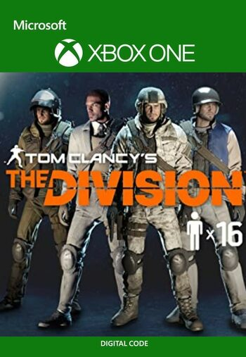 Tom Clancy's The Division Streets of New York Outfit Bundle (DLC) XBOX LIVE Key UNITED STATES