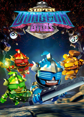 Super Dungeon Bros Steam Key GLOBAL