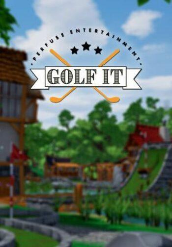 Golf It! Steam Key GLOBAL