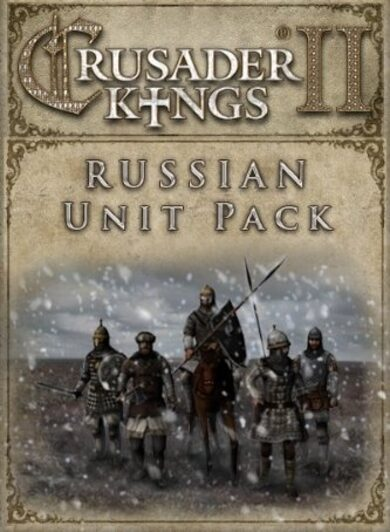 Crusader Kings II - Russian Unit Pack (DLC) Steam Key GLOBAL