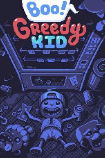 Boo! Greedy Kid Steam Key GLOBAL