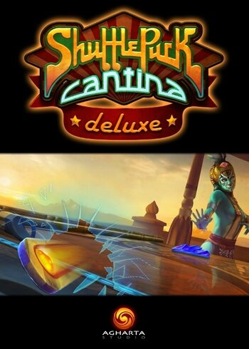 Shufflepuck Cantina Deluxe Steam Key GLOBAL