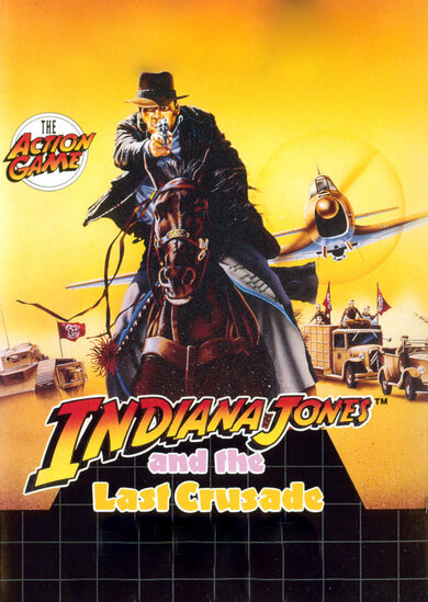 Indiana Jones and the Last Crusade Steam Key EUROPE