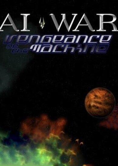 AI War: Vengeance Of The Machine (DLC) Steam Key GLOBAL фото
