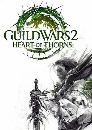Guild Wars 2: Heart of Thorns (DLC) Official website Key EUROPE