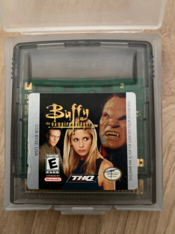 Buffy the Vampire Slayer (2000) Game Boy Color