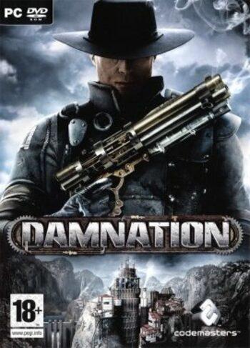 Damnation Steam Key GLOBAL