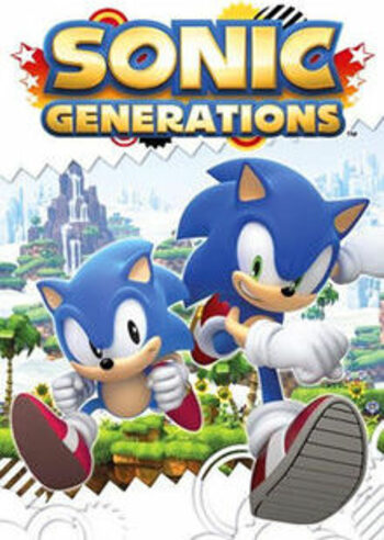 Sonic Generations Collection Steam Key GLOBAL