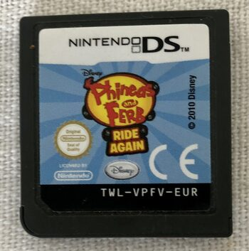 Phineas and Ferb: Ride Again Nintendo DS